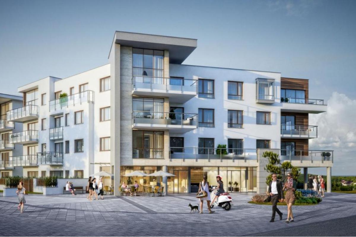 Altoria Apartamenty - Gdynia, Karwiny, ul. Strzelców, Grupa Inwestycyjna Hossa S.A. - zdjęcie 1