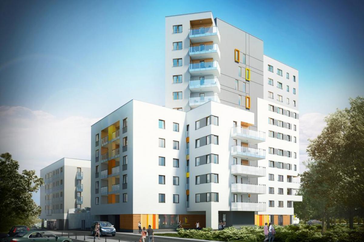 Apartamenty Na Wspólnej - Łódź, Bałuty, ul. Wspólna, BUDOMAL - zdjęcie 1