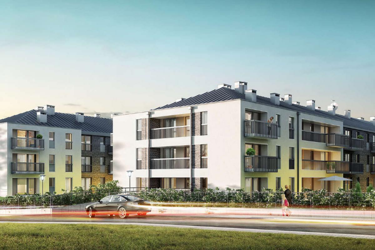 Apartamenty Warszewo - Szczecin, Warszewo, ul. Maciejkowa 31, Marina Developer Sp. z o.o. - zdjęcie 2