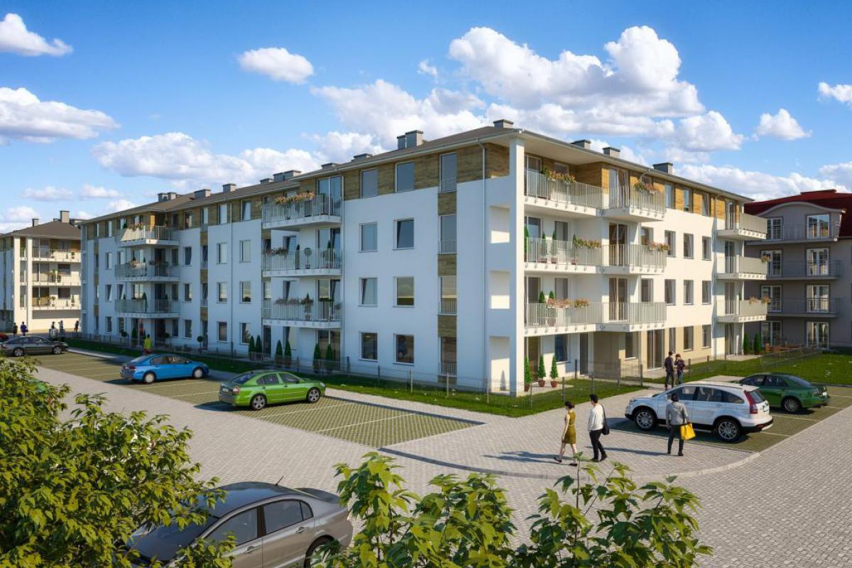 Radosna III - Zalasewo, ul. Radosna, PPUiH AGROBEX Sp. z o.o.  - zdjęcie 1