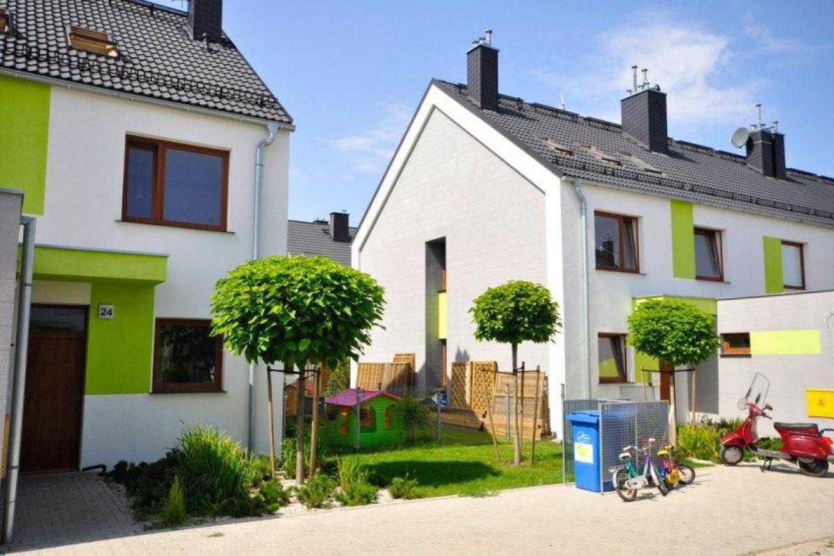 Osiedle Rodzinne - domy - Wrocław, ul. Buforowa, Osiedle Rodzinne Sp. z o.o.  - zdjęcie 10