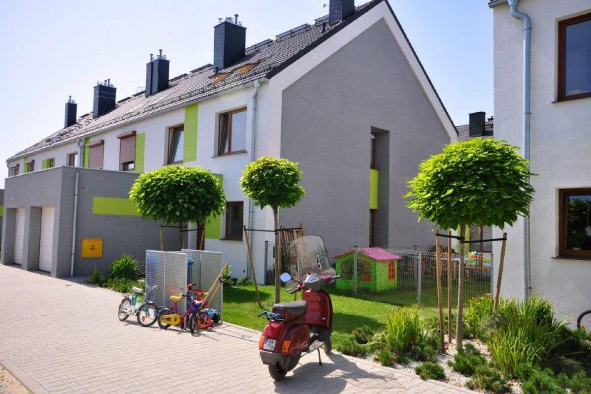 Osiedle Rodzinne - domy - Wrocław, ul. Buforowa, Osiedle Rodzinne Sp. z o.o.  - zdjęcie 19