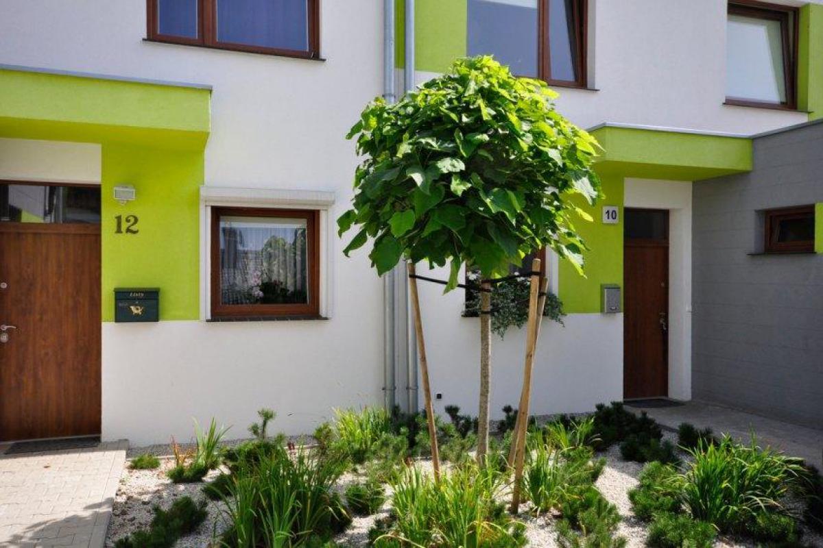 Osiedle Rodzinne - domy - Wrocław, ul. Buforowa, Osiedle Rodzinne Sp. z o.o.  - zdjęcie 23