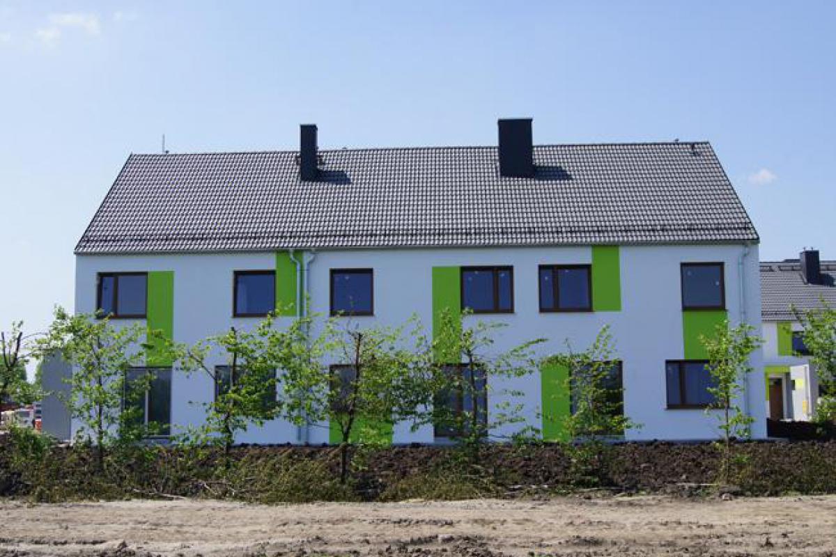 Osiedle Rodzinne - domy - Wrocław, ul. Buforowa, Osiedle Rodzinne Sp. z o.o.  - zdjęcie 2
