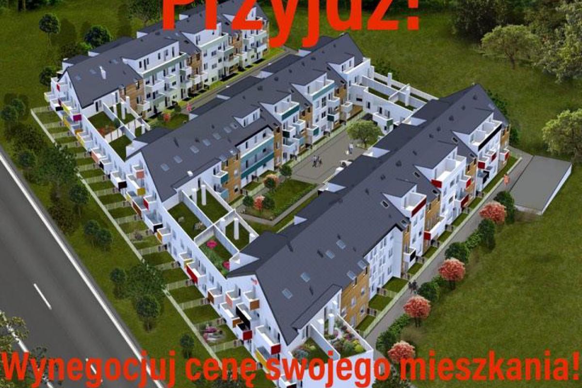 Osada Kolorowa - Wrocław, Maślice, ul. Maślicka, Omega Buildings Sp. z o.o. B Sp.k. - zdjęcie 2