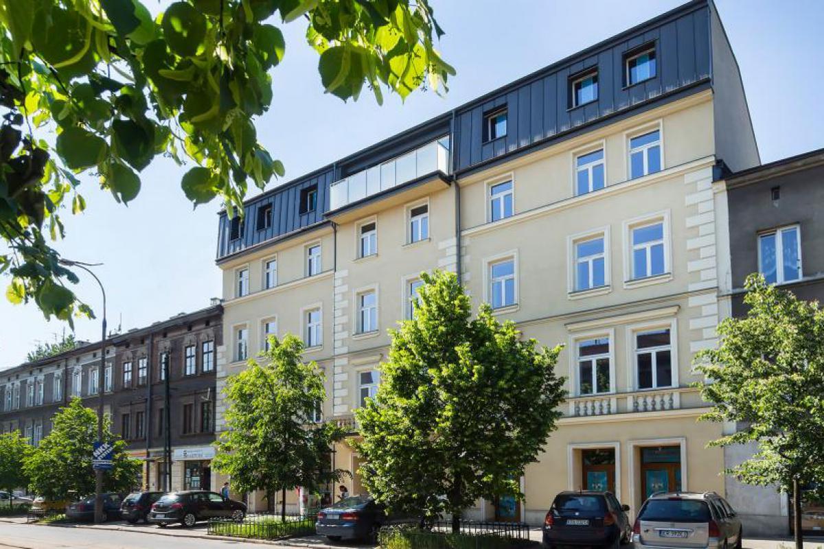Kościuszki 19 - Kraków, Dębniki, ul. Kościuszki 19, Estate Development Sp. z o.o. - zdjęcie 1