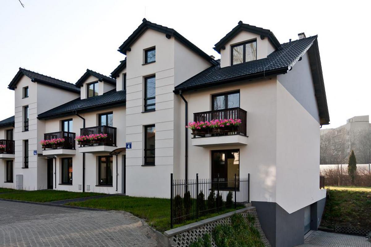 Apartamenty Biały Prądnik - Kraków, Prądnik Biały, ul. Gabriela Narutowicza, P&P Development - zdjęcie 1