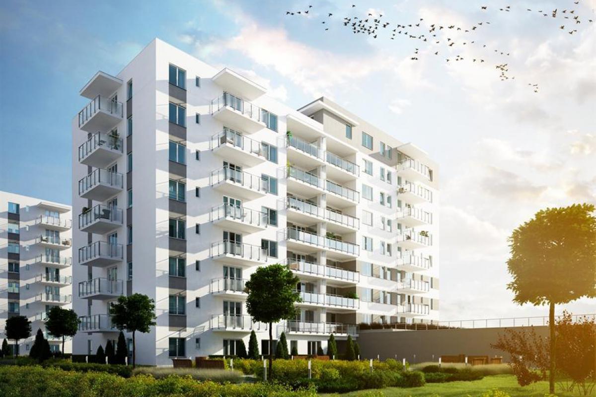 Alpha Park budynek B - Warszawa, Skorosze, ul. Skoroszewska, RED Real Estate Development Sp. z o.o.  - zdjęcie 1