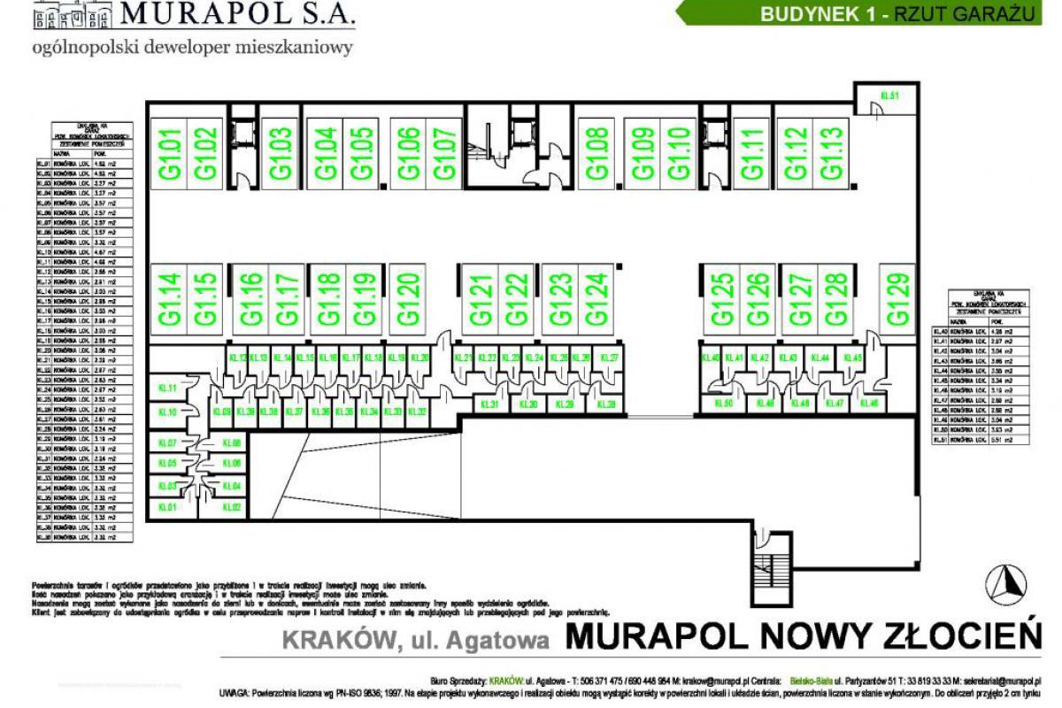 Murapol Nowy Złocień - Kraków, Bieżanów-Prokocim, ul. Agatowa 7, Murapol S.A. - zdjęcie 4