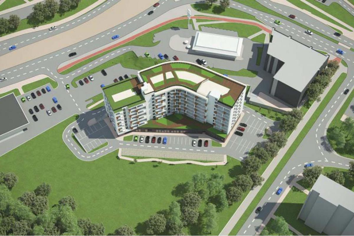 Murapol Nowa Morena - Gdańsk, Morena, ul. Rakoczego, Murapol S.A. - zdjęcie 6