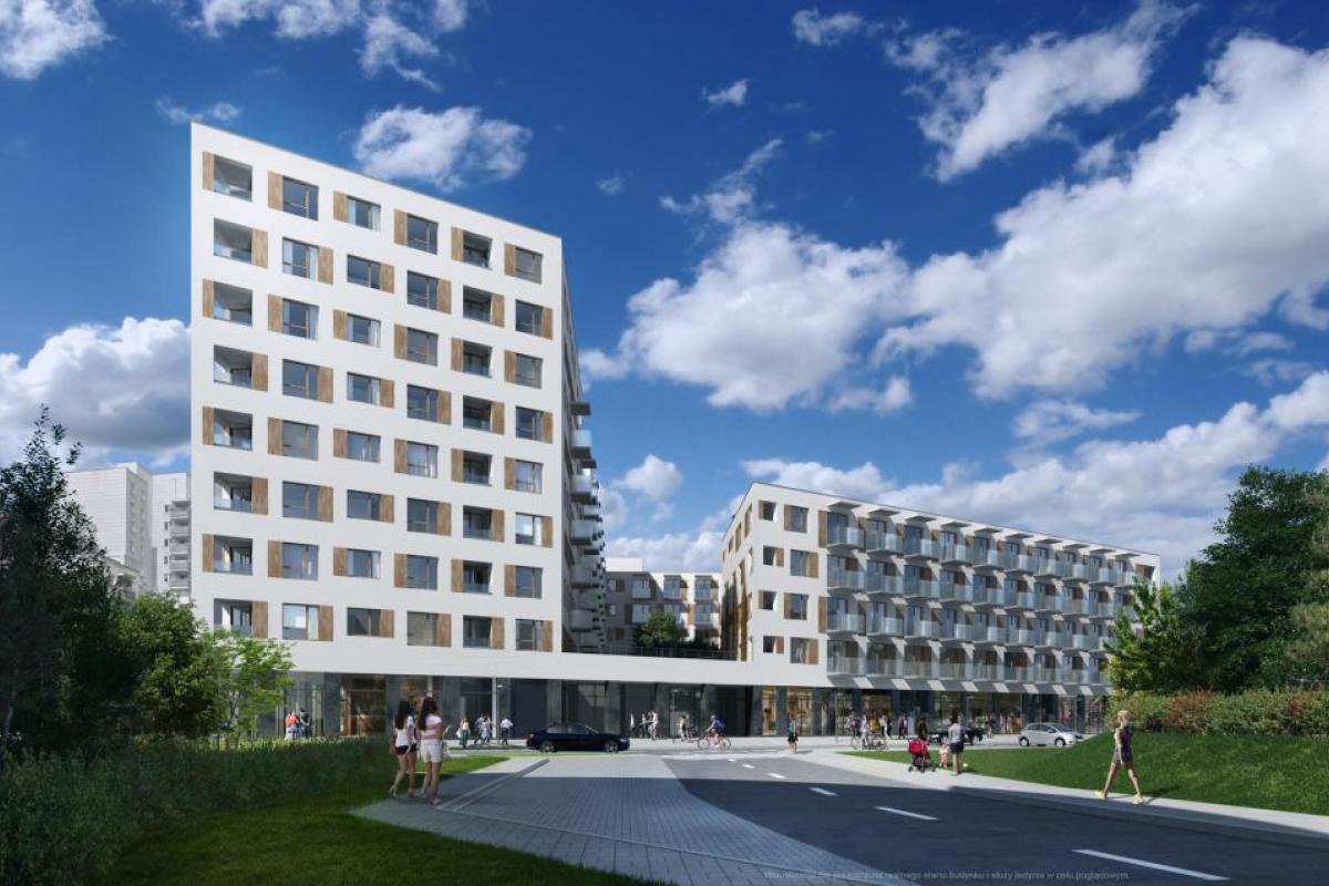 Lanciego 12 - Warszawa, Ursynów - Centrum, ul. Lanciego / ul. Migdałowa, ARCHE Sp. z o.o. - zdjęcie 3