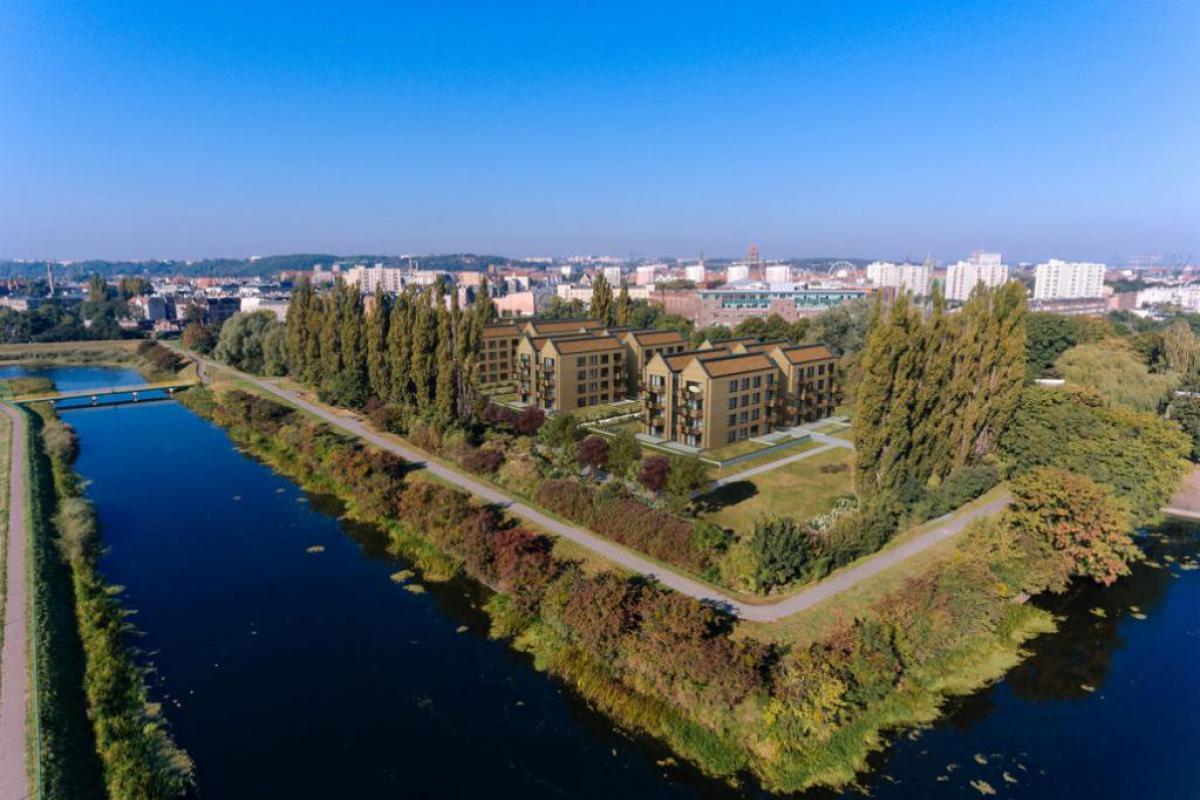 Front Park - Gdańsk, Śródmieście, ul. Na Szańcach, Moderna Investment Sp. z o.o. - zdjęcie 2