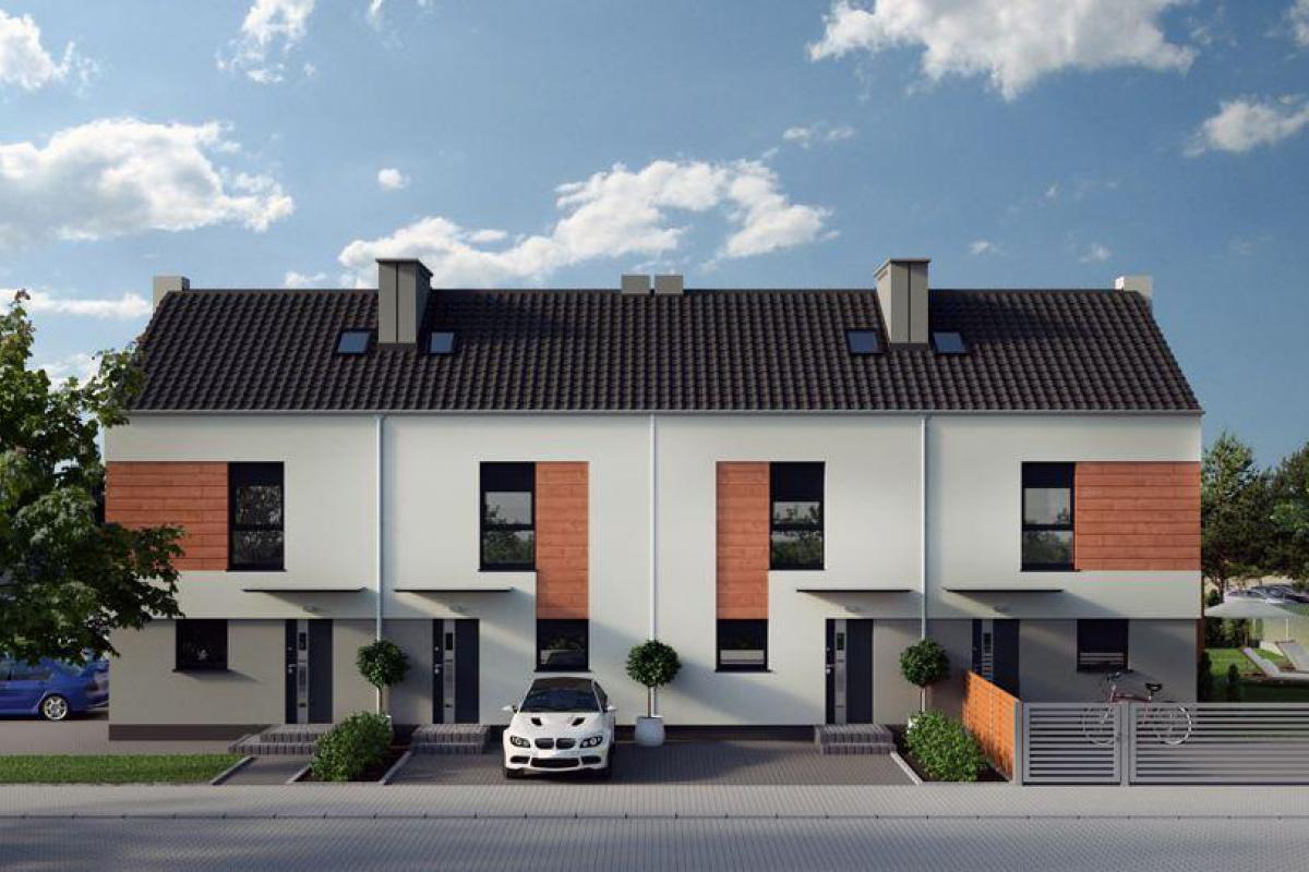 Domy Na Rydla - Luboń, ul. Rydla, Tefra House Sp. z o.o. Sp.k.  - zdjęcie 1