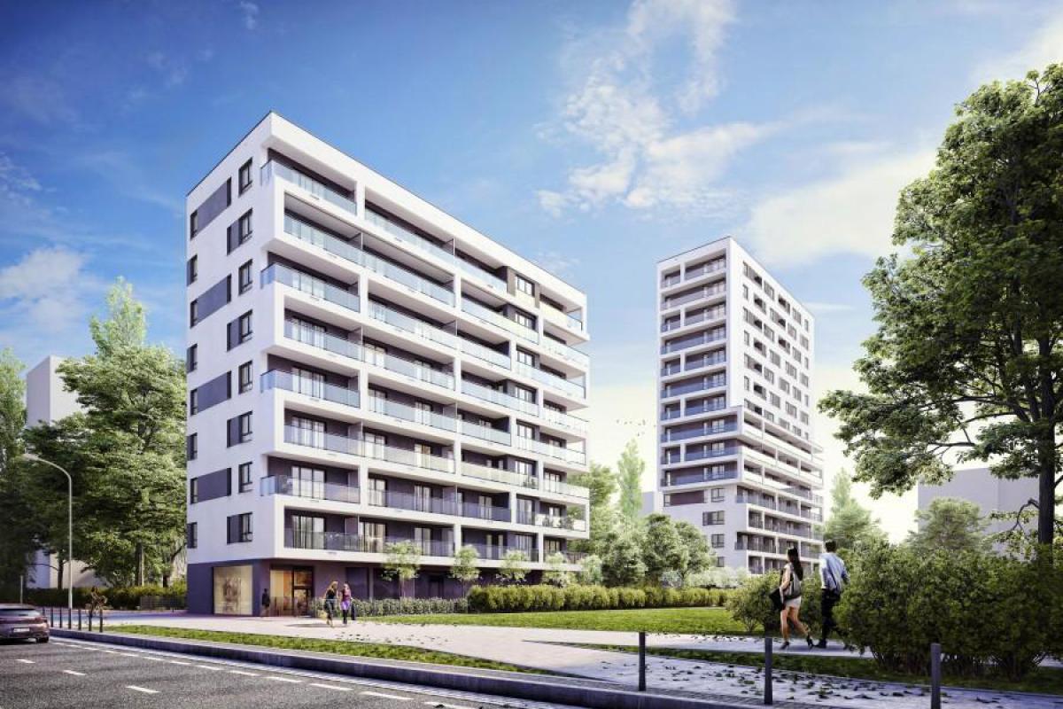 Nowy Punkt 3 - Warszawa, Bródno, ul. Rembielińska, Napollo - zdjęcie 1