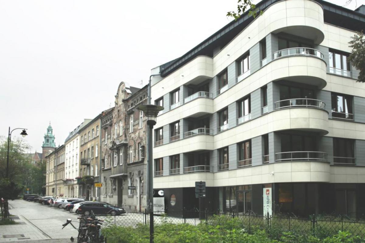Kamienica Nowy Świat - Kraków, Dębniki, ul. Tarłowska 12, KST Development sp. z o. o. Tarłowska sp. k. - zdjęcie 2