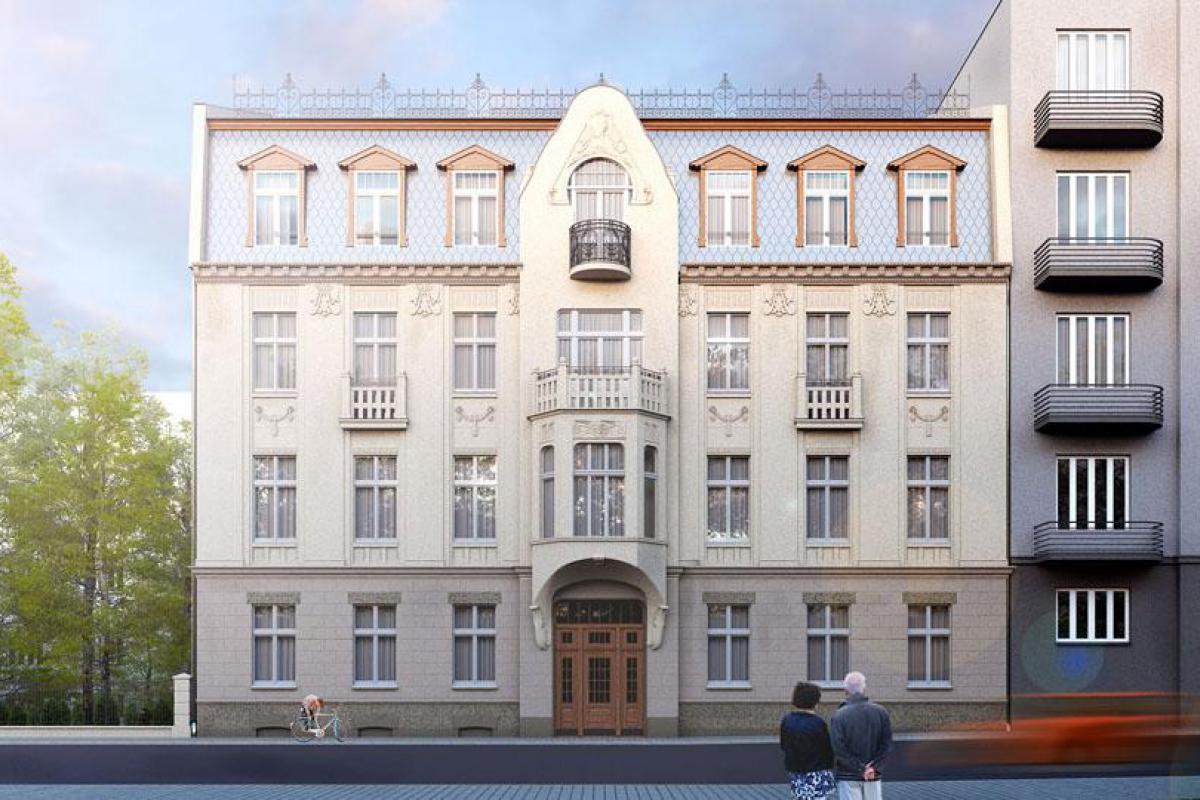 Sienkiewicza 53 - Łódź, Śródmieście, ul. Sienkiewicza 53, 2L Development Sp. z o. o. - zdjęcie 1