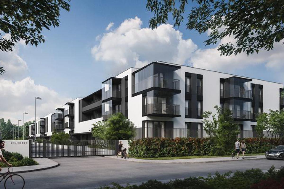 Bartycka Residence III bis - Warszawa, Siekierki, ul. Bluszczańska, APM Development - zdjęcie 1