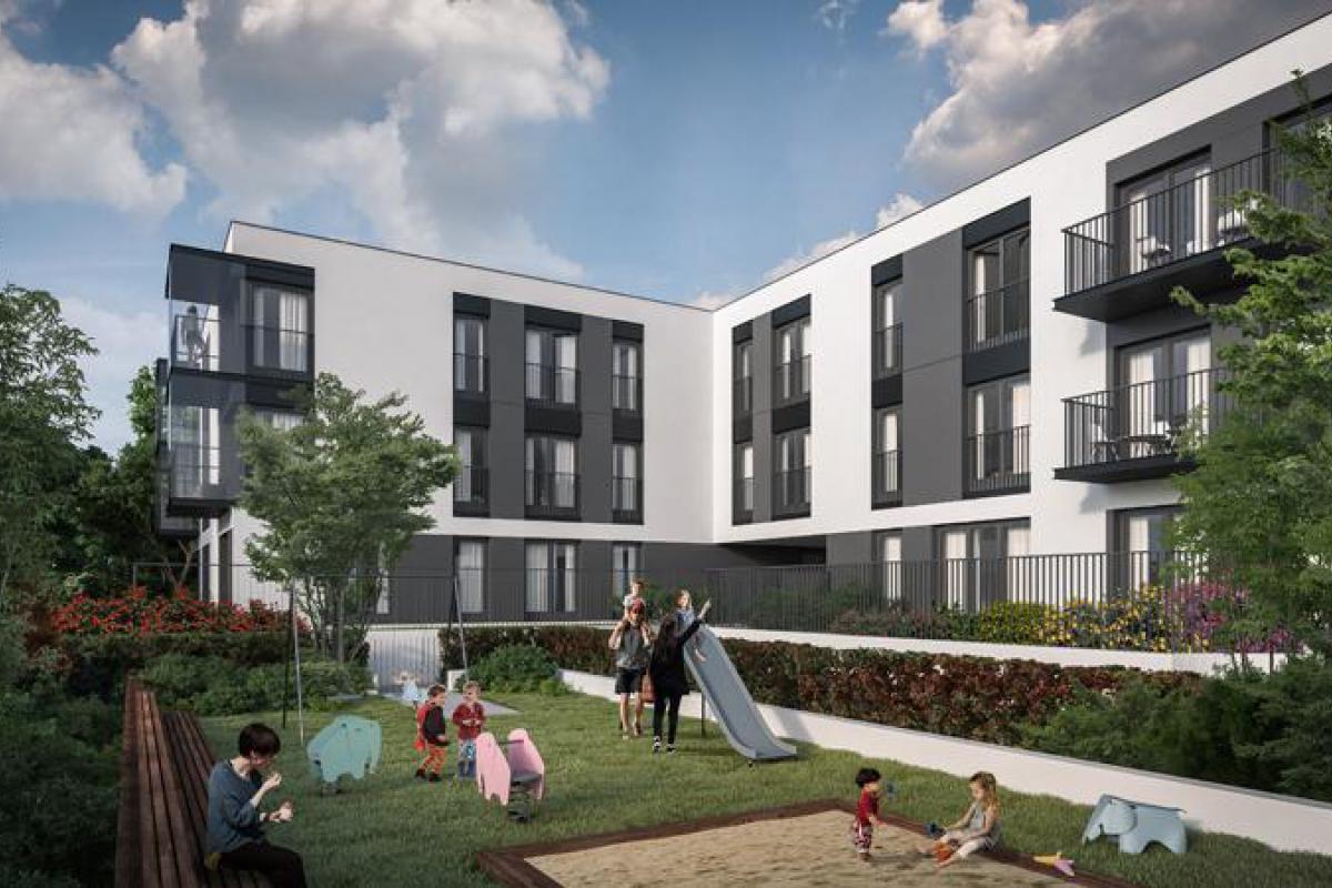 Bartycka Residence III bis - Warszawa, Siekierki, ul. Bluszczańska, APM Development - zdjęcie 3