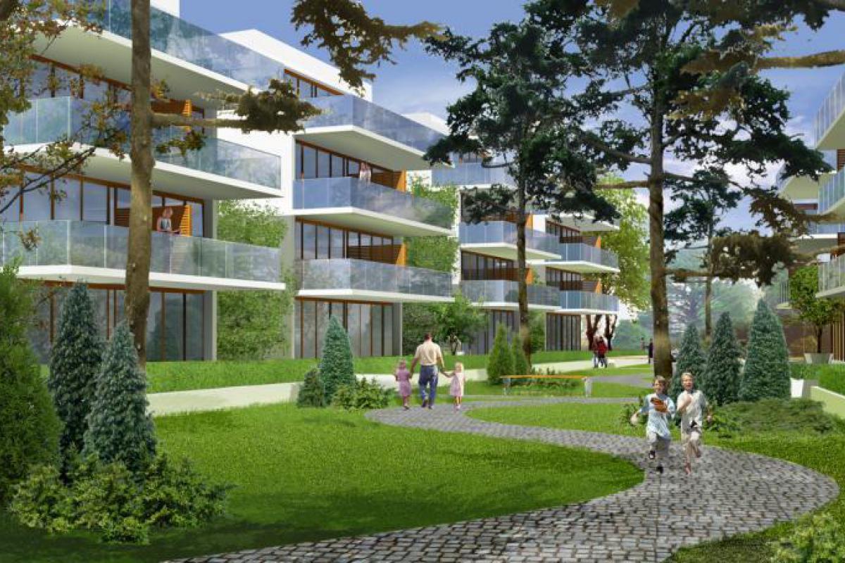 Zielone Osiedle - Poznań, Naramowice, ul. Karpia, Longbridge Developement Sp. z o.o. - zdjęcie 1