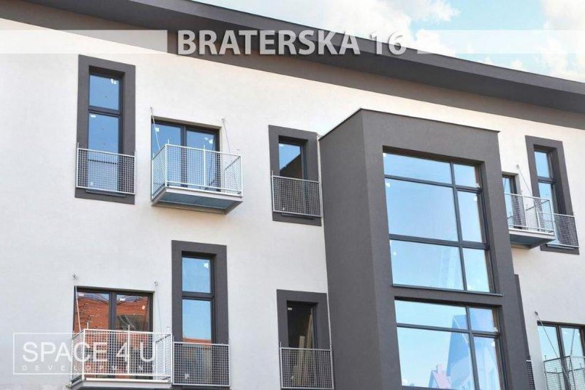 Braterska 16 - Wrocław, Partynice, ul. Braterska 16, SPACE 4 U Development - zdjęcie 4