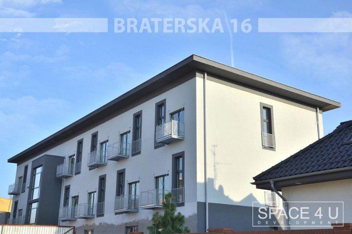 Braterska 16 - Wrocław, Partynice, ul. Braterska 16, SPACE 4 U Development - zdjęcie 5