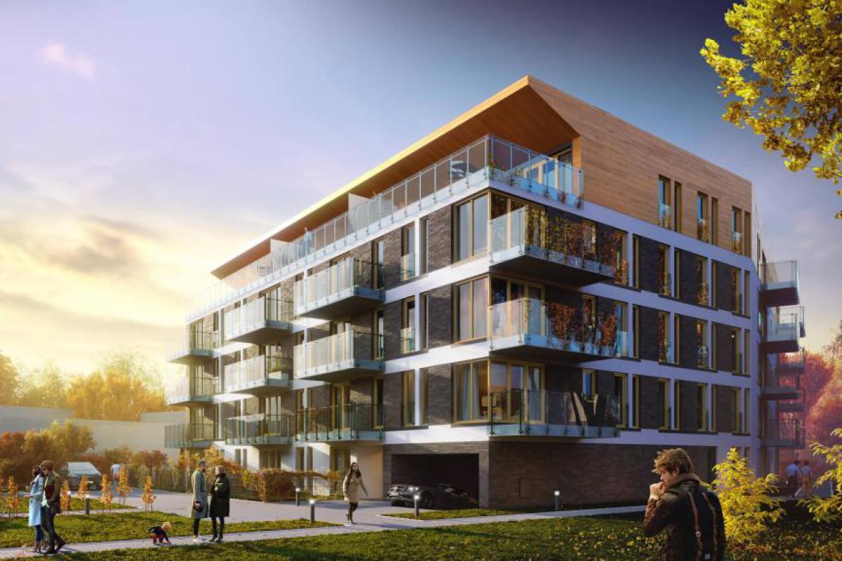 Linde Residence - Warszawa, Stare Bielany, ul. Oczapowskiego 17, Bouygues Immobilier Polska Sp. z o.o. - zdjęcie 1