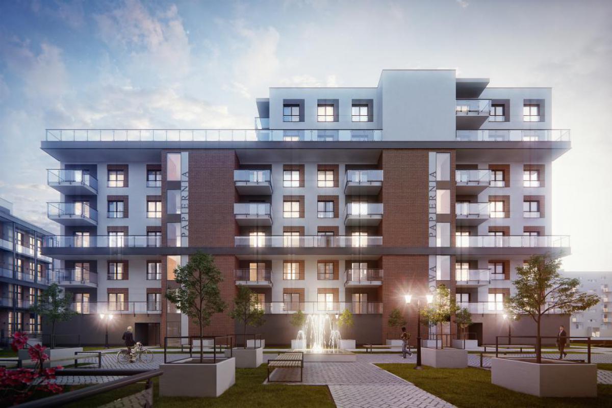 Nowa Papiernia - Wrocław, Przedmieście Oławskie, ul. Gen. T. Kościuszki 142a, RED Real Estate Development Sp. z o.o.  - zdjęcie 2