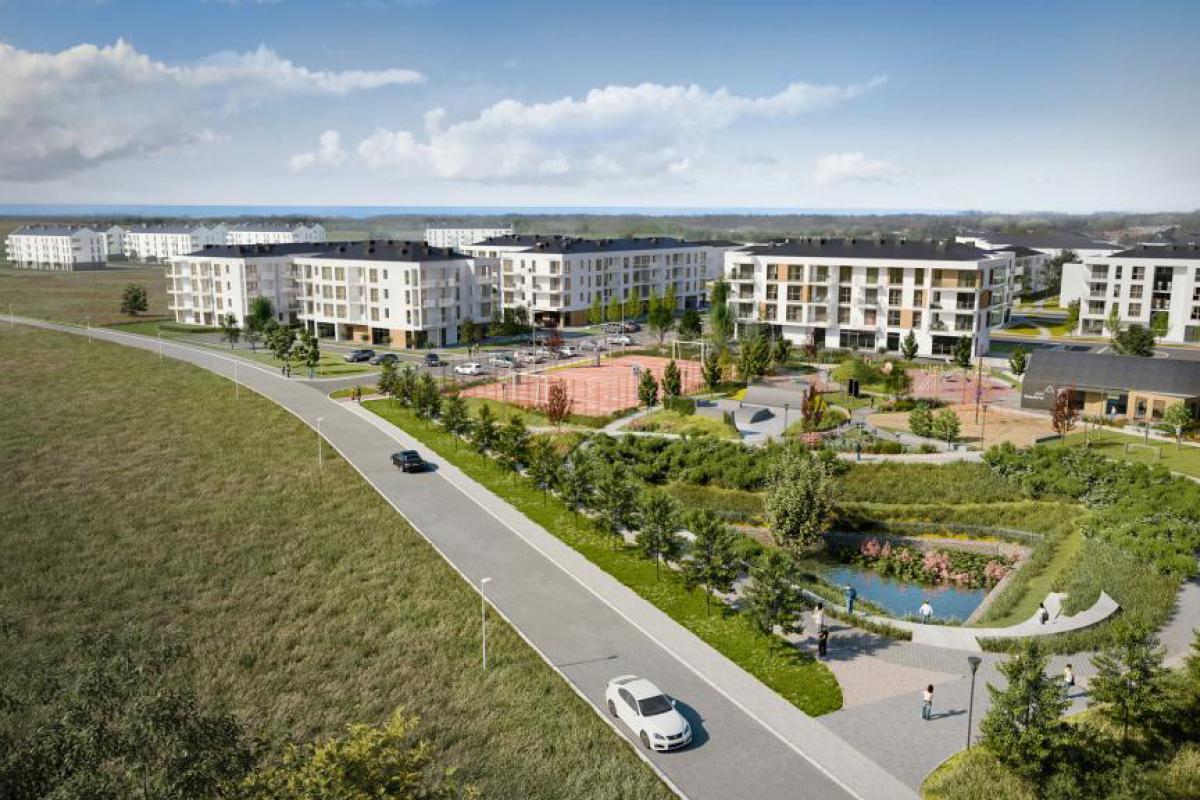 Osiedle Beauforta - Gdynia, Północ, ul. Kościuszki, Euro Styl Sp. z o.o. Sp. k. - zdjęcie 4
