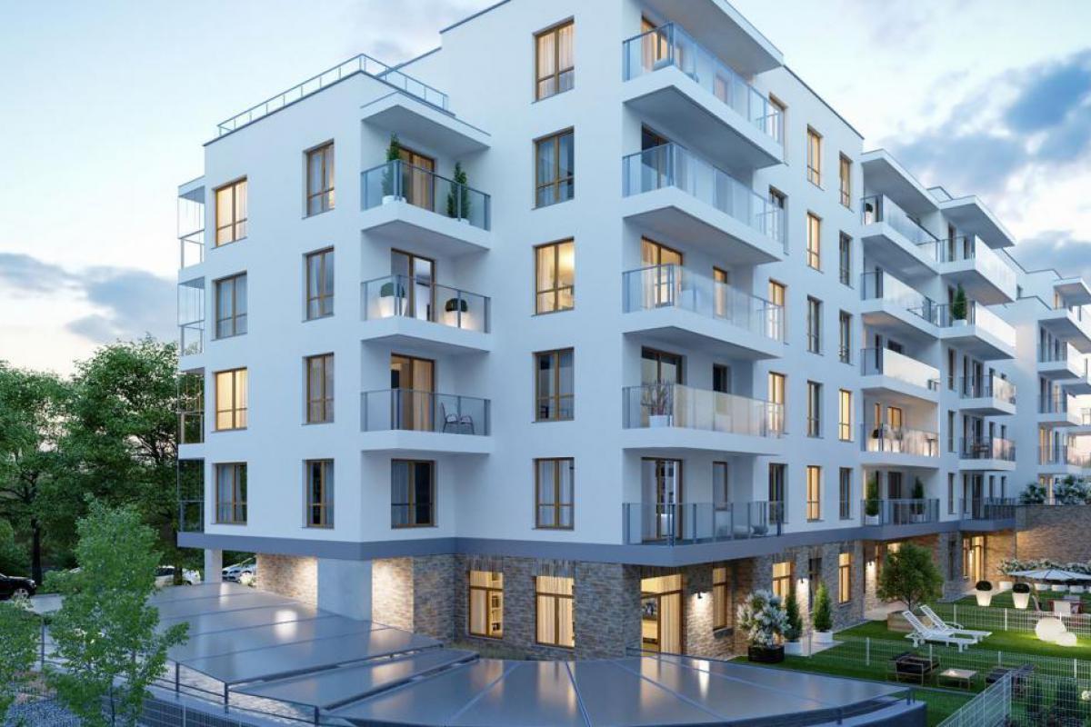 Scena Apartamenty - Gdańsk, Wrzeszcz, ul. Szymanowskiego 12, Euro Styl Sp. z o.o. Sp. k. - zdjęcie 1