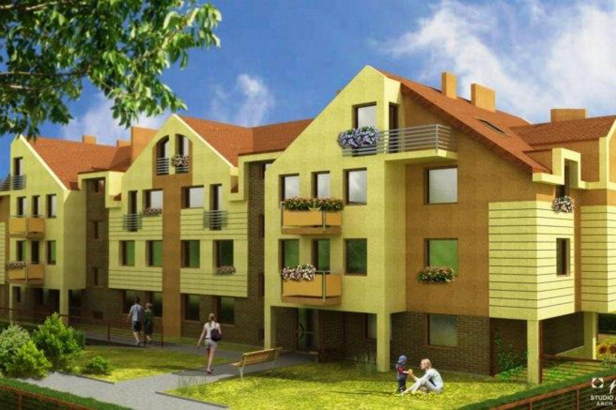 Nowa Dzielnicowa - Wrocław, Grabiszyn, ul. Dzielnicowa 10, Wrodombud Deweloper Sp. z o.o. - zdjęcie 3