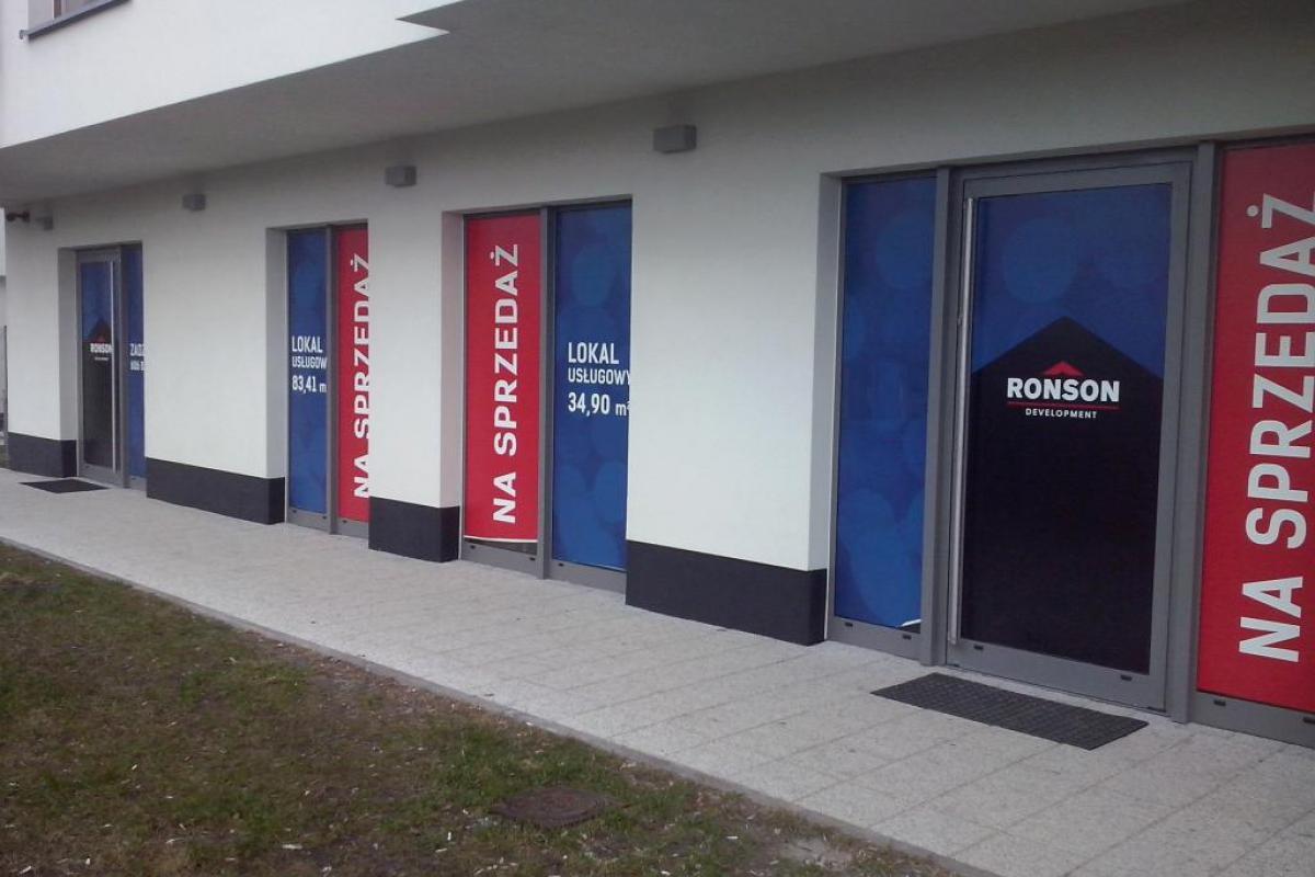 Osiedle Espresso - lokale komercyjne - Warszawa, Odolany, ul. Jana Kazimierza, Ronson Development - zdjęcie 3