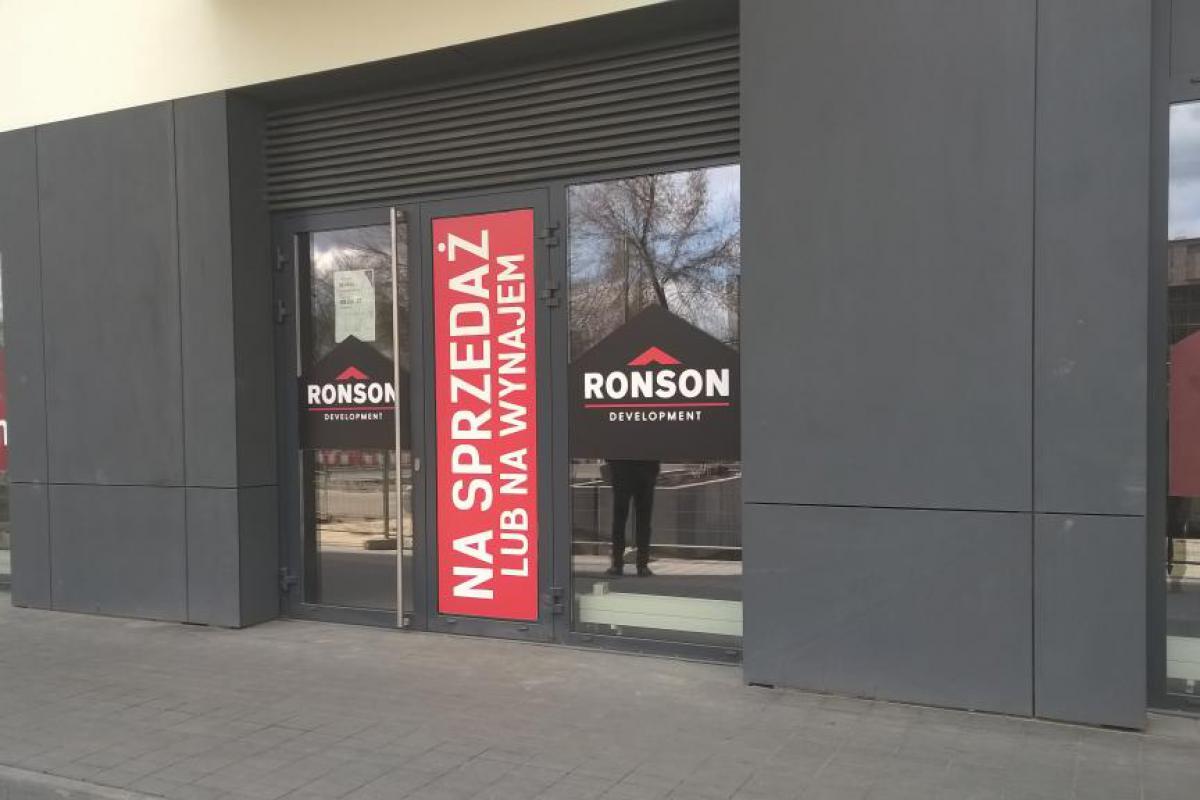 Osiedle Moko - lokale komercyjne - Warszawa, Ksawerów, ul. Magazynowa, Ronson Development - zdjęcie 1