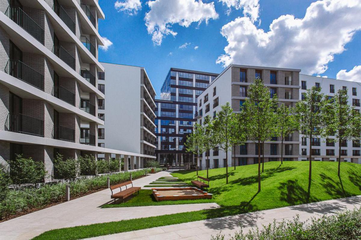Osiedle Moko - lokale komercyjne - Warszawa, Ksawerów, ul. Magazynowa, Ronson Development - zdjęcie 2