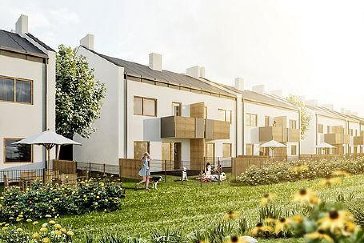 Forest Estate  - Warszawa, Praga-Południe, ul. Poprawna, Forest Estate - zdjęcie 2