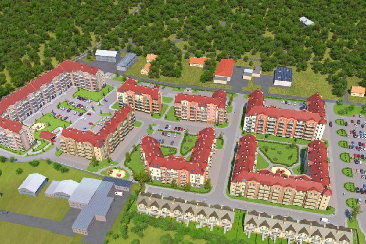 Osiedle Przylesie przy ul. Borowej  -IV etap - Olsztyn , Podleśna, ul. Borowa 4 , Iławskie Przedsiębiorstwo Budowlane  - zdjęcie 2
