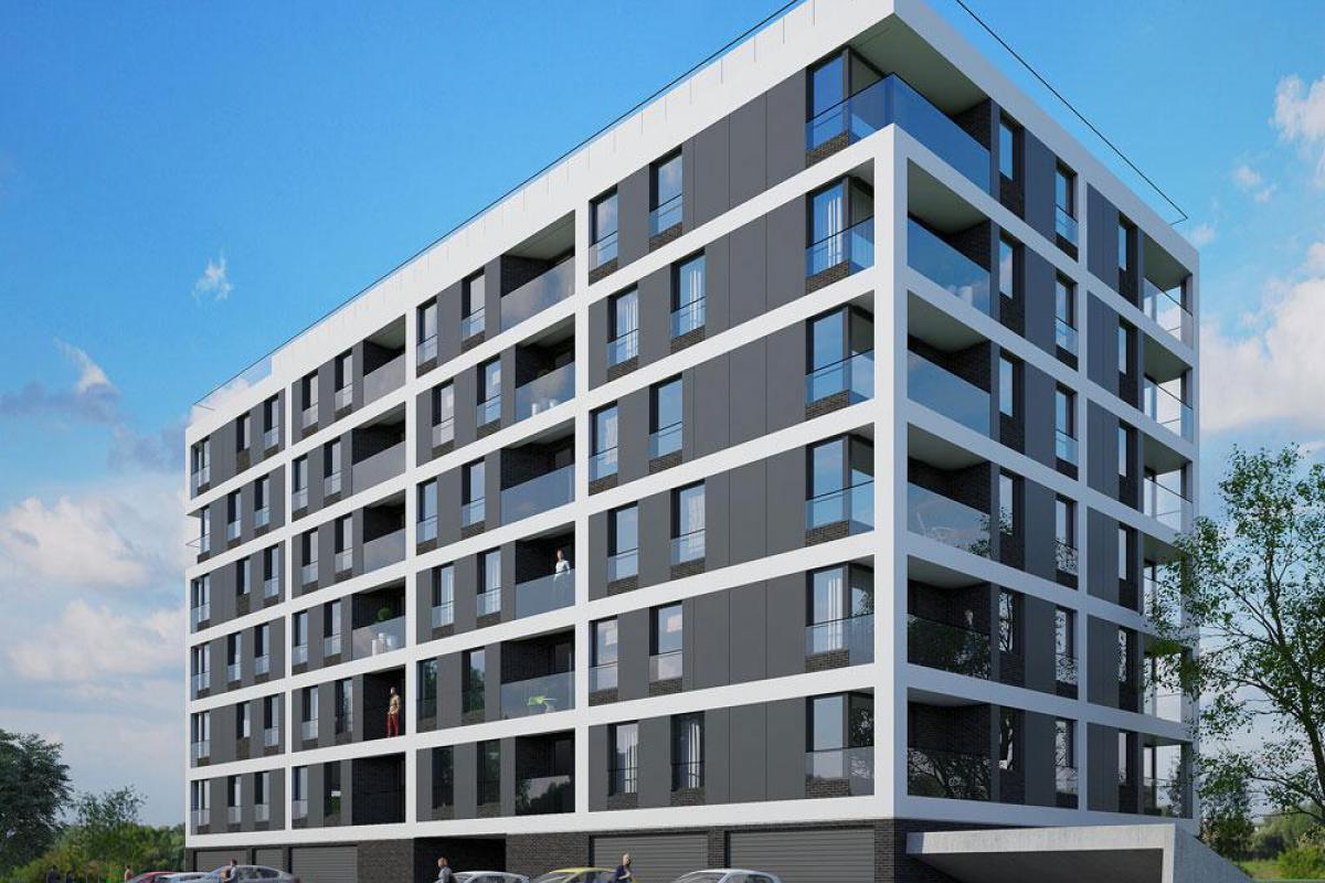 Apartamenty Lema - Kraków, Dąbie, ul. Stanisława Lema , GL Development Sp. z o.o. Spółka Komandytowa - zdjęcie 1