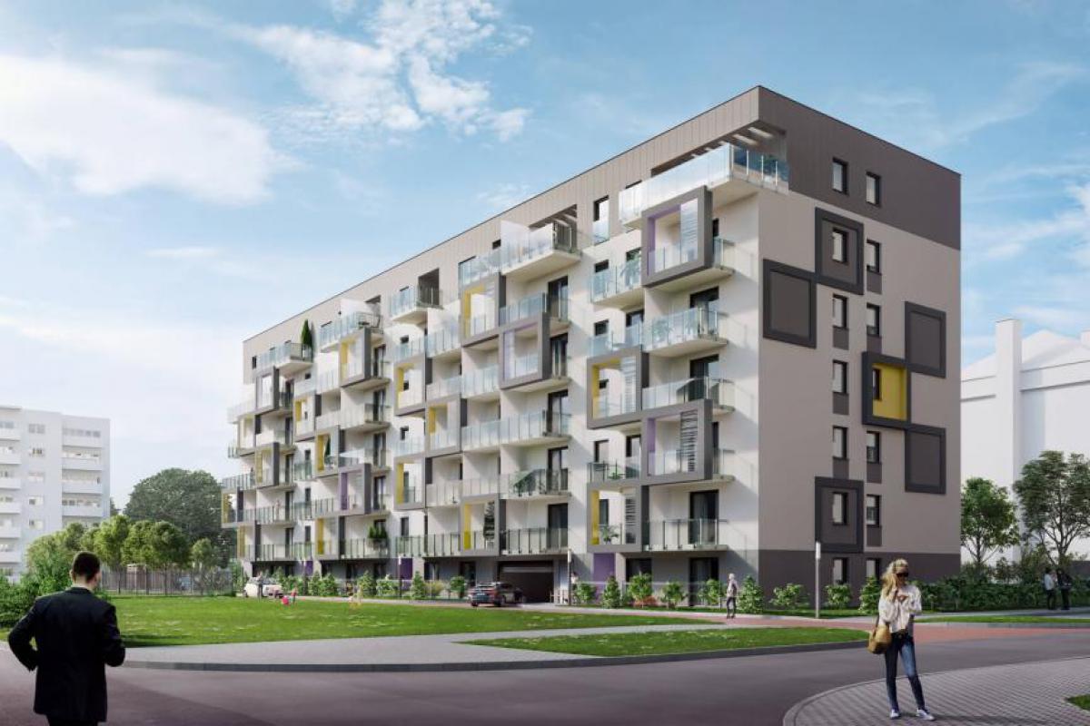 Epique - Warszawa, Wawrzyszew, ul. Czechowa, Bouygues Immobilier Polska Sp. z o.o. - zdjęcie 1