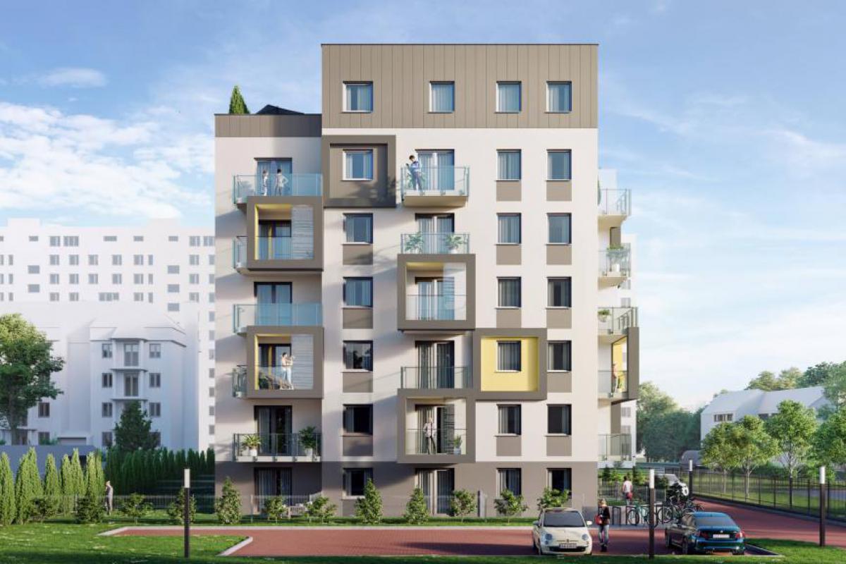 Epique - Warszawa, Wawrzyszew, ul. Czechowa, Bouygues Immobilier Polska Sp. z o.o. - zdjęcie 3