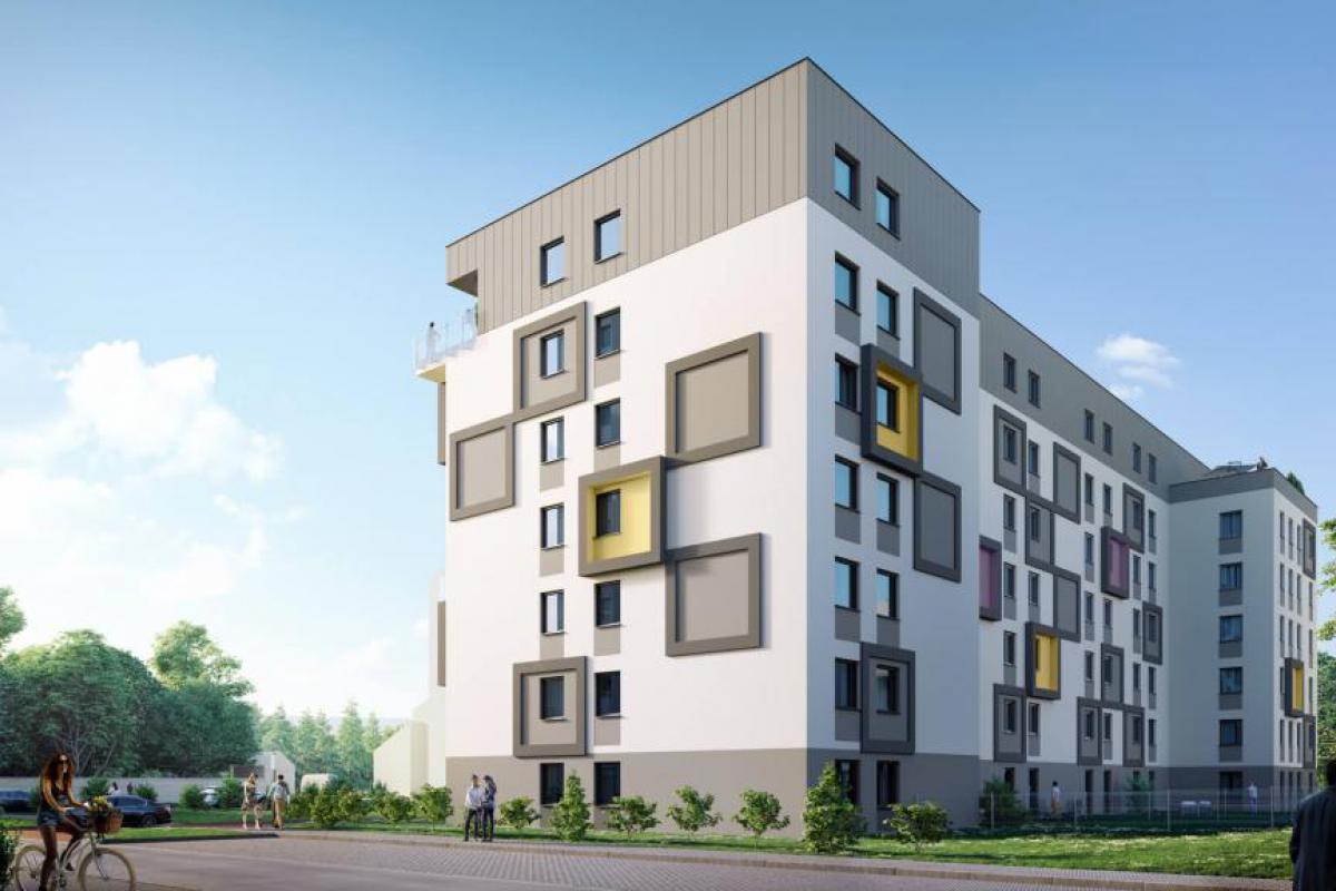 Epique - Warszawa, Wawrzyszew, ul. Czechowa, Bouygues Immobilier Polska Sp. z o.o. - zdjęcie 4
