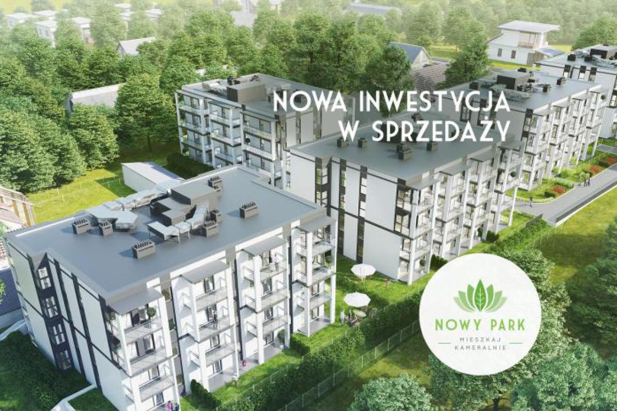 Nowy Park - Warszawa, Tarchomin, ul. Modlińska, Napollo - zdjęcie 1