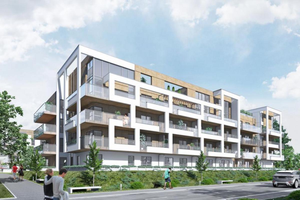 Permska Budynek nr 1 - Kielce, Karczówka, ul. Permska, HSD Inwestycje - zdjęcie 1