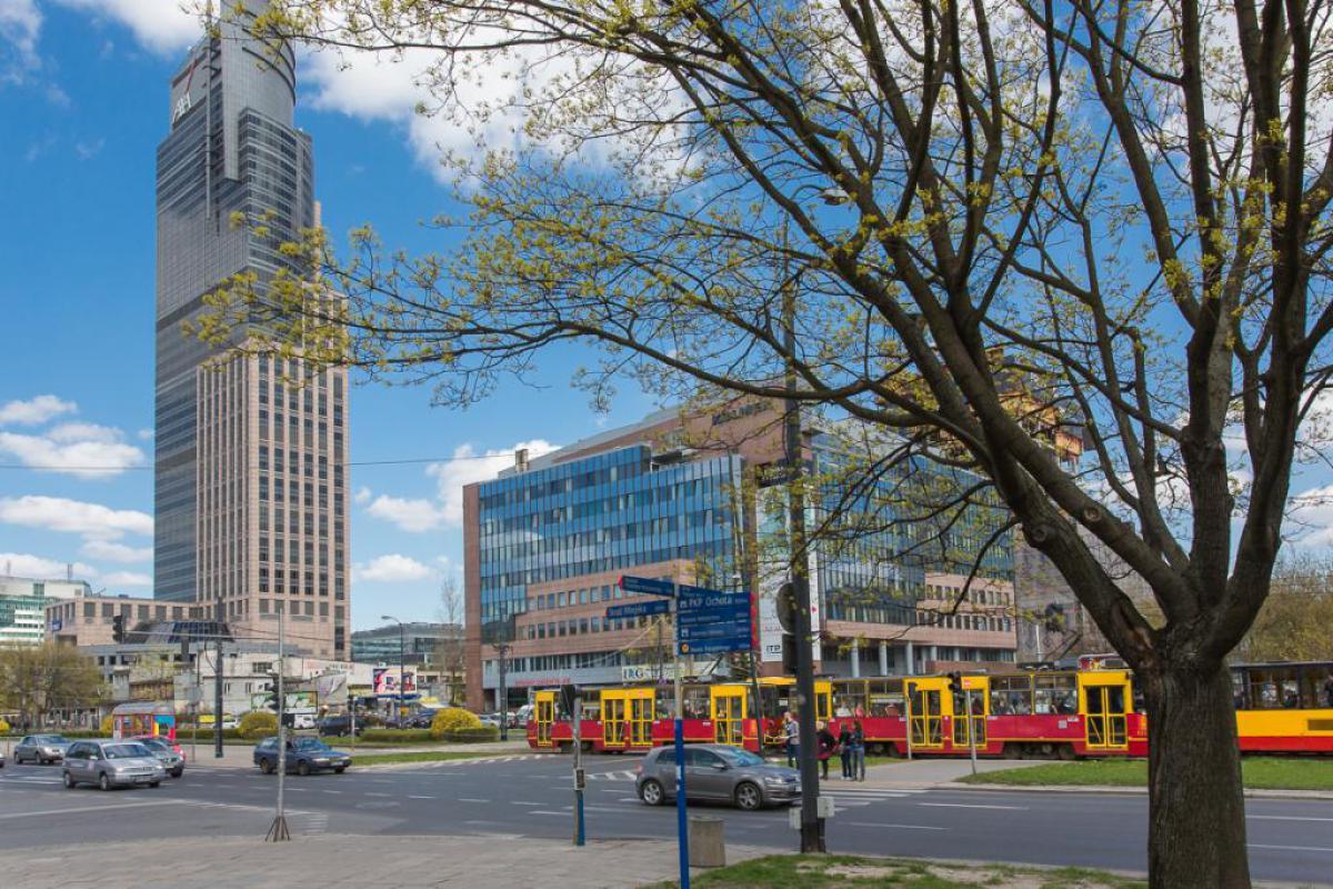 CityLink - lokale komercyjne - Warszawa, Czyste, ul. Wolska 45, Ronson Development - zdjęcie 1