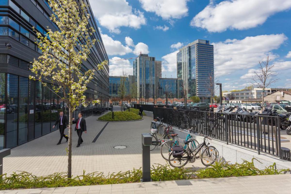 CityLink - lokale komercyjne - Warszawa, Czyste, ul. Wolska 45, Ronson Development - zdjęcie 8
