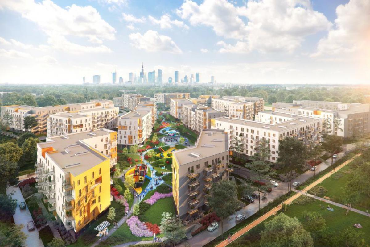 Miasto Moje - lokale komercyjne - Warszawa, Żerań, ul. Marywilska 58, Ronson Development - zdjęcie 1