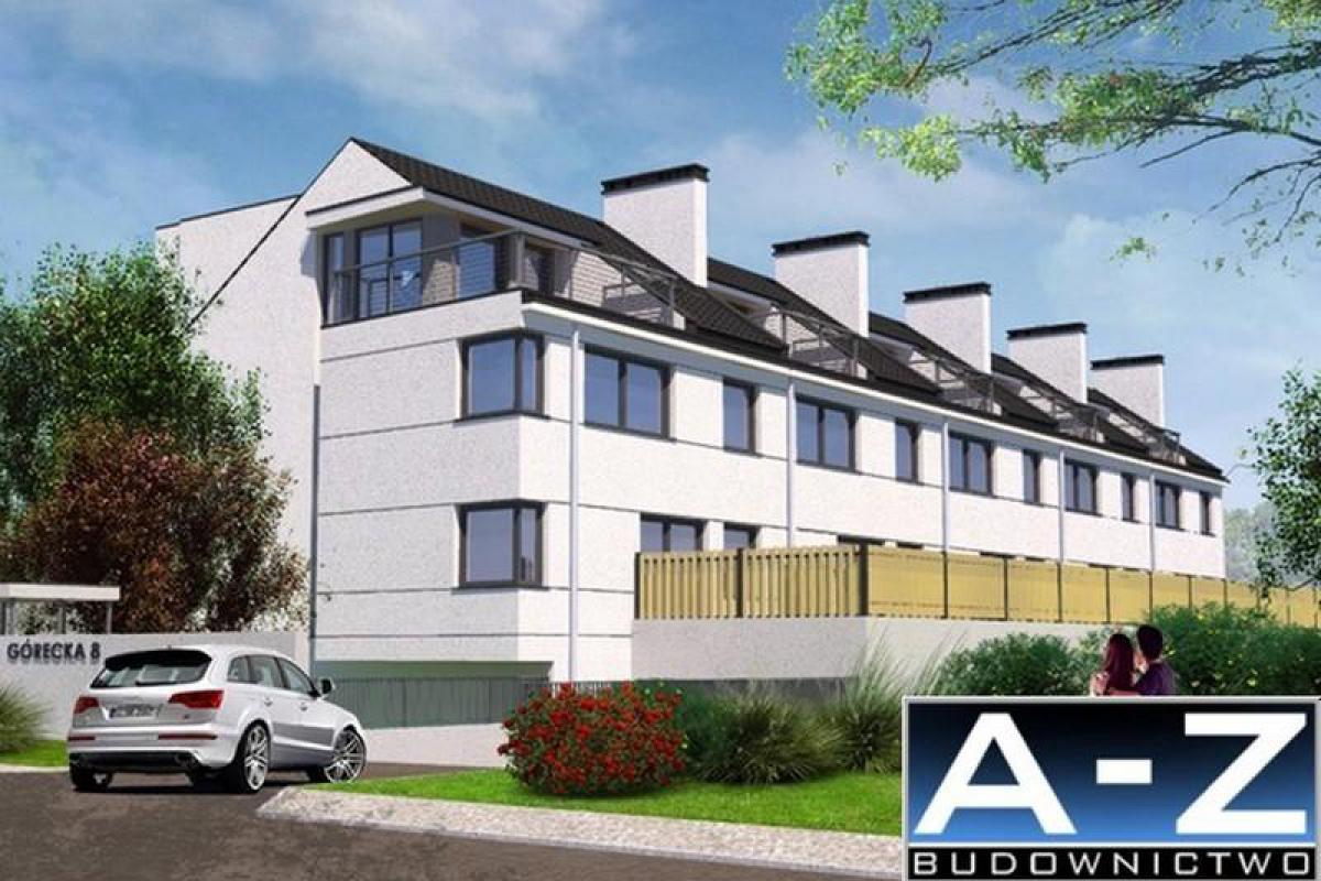 Apartamenty Górecka 8 - Wrocław, Stabłowice, ul. Górecka 8, AZ Budownictwo Inwestycje Sp. z o.o. SKA - zdjęcie 1