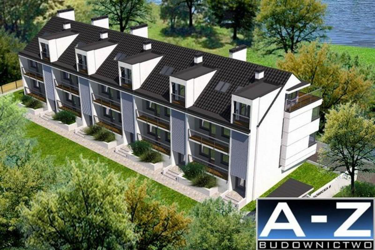 Apartamenty Górecka 8 - Wrocław, Stabłowice, ul. Górecka 8, AZ Budownictwo Inwestycje Sp. z o.o. SKA - zdjęcie 3