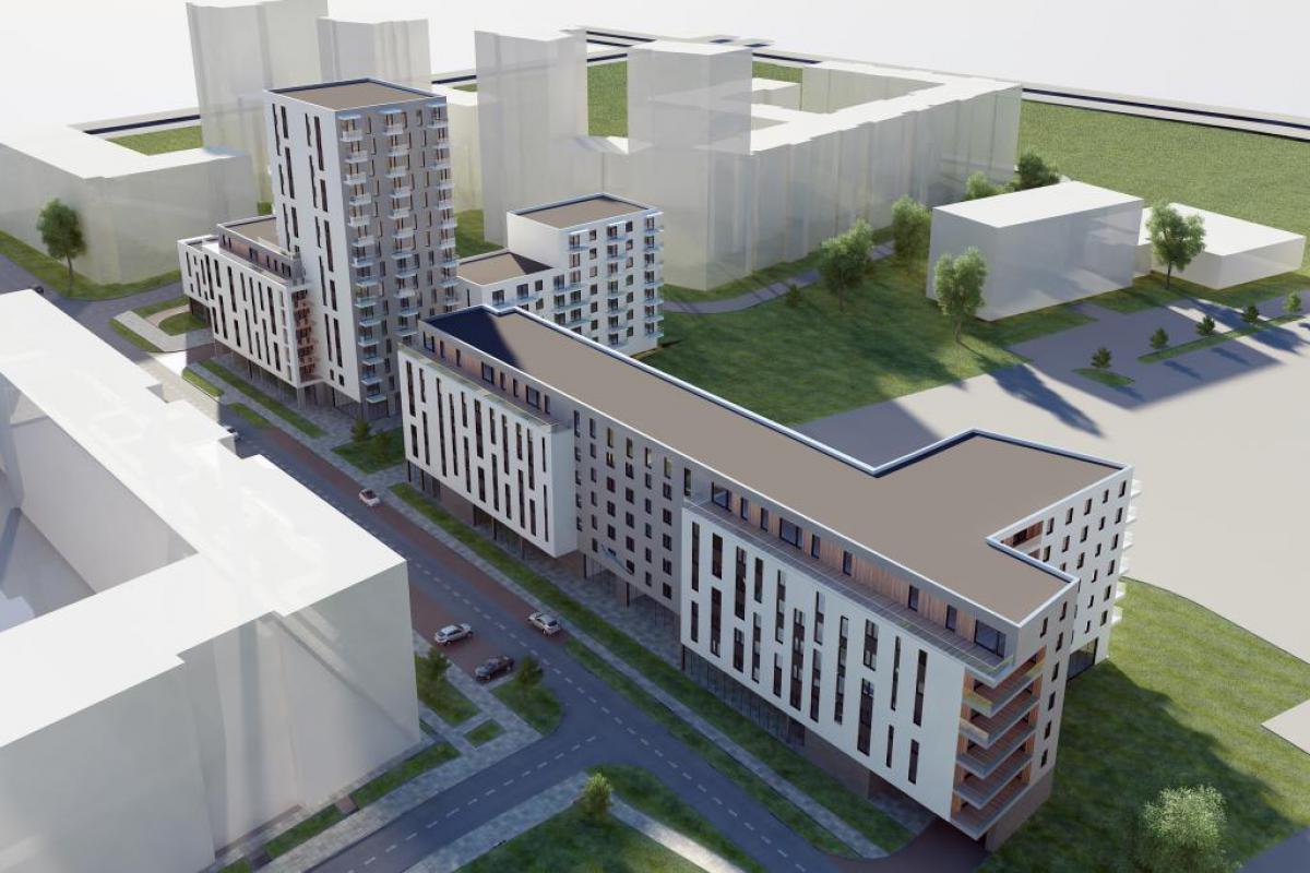 Apartamenty Nowe Bemowo Warszawa Siekierki Ul Czakowa