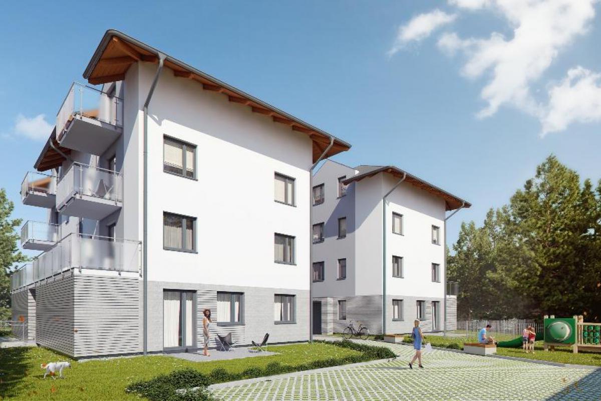 Dwie Wille - Poznań, Zawady, ul. Blacharska 5a i 7, BUD-RENTAL INVESTMENT Sp. z o.o. - zdjęcie 3