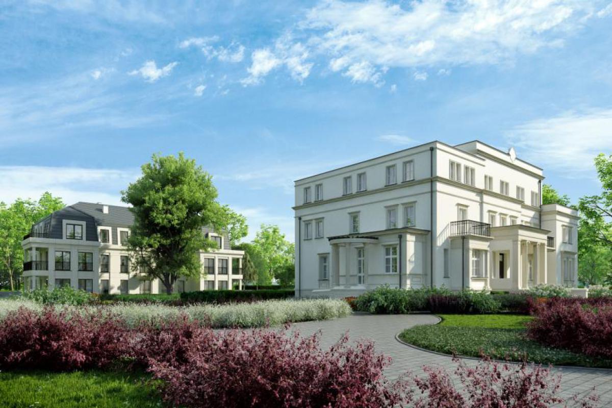 Rezydencja Szczytnicka - Wrocław, Plac Grunwaldzki, ul. Bartla 6, Immobillo Group Sp. z.o.o - zdjęcie 1