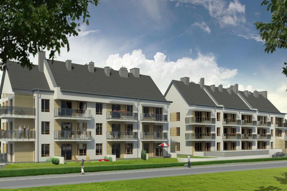 Apartamenty Reja - Wołomin, ul. Lipińska 148, CITY DEVELOPMENT P. i Ł. ORŁOWSCY SPÓŁKA JAWNA - zdjęcie 1
